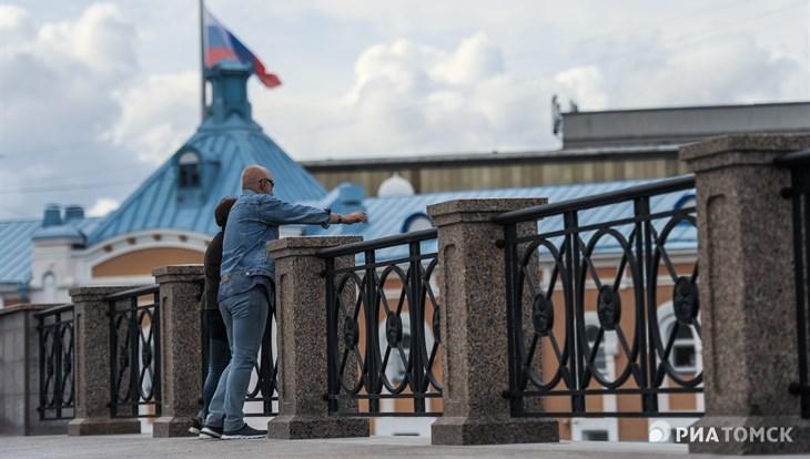 Теплая, но ветреная погода ожидается в Томске в пятницу