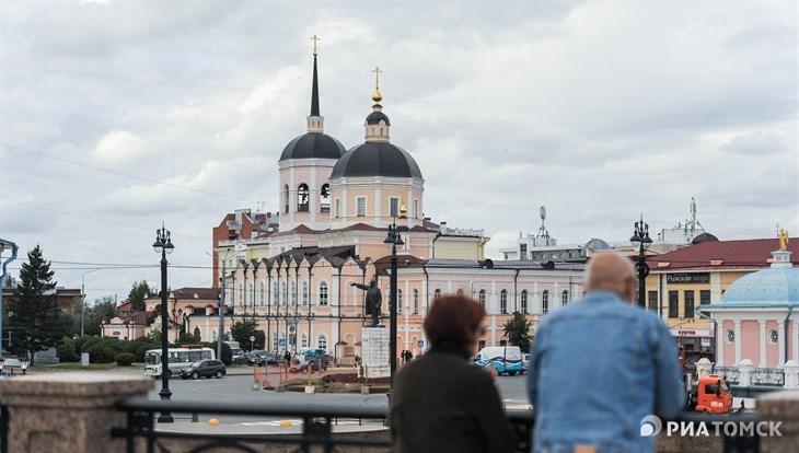 Понедельник в Томске ожидается теплым и без осадков