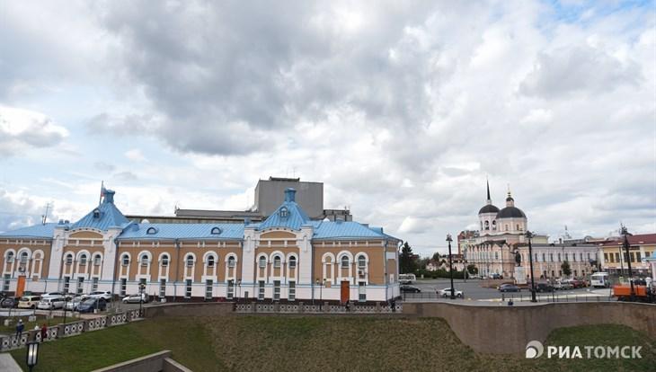 Синоптики не обещают существенных осадков в Томске в понедельник