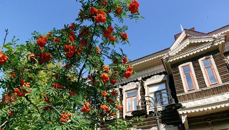 Дождь и порывистый ветер ожидаются в Томске 3 сентября, возможен град