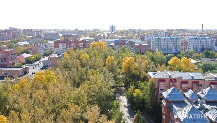 Прохладная погода сохранится в Томске в среду