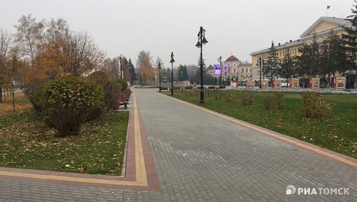 Ветер с порывами до 15 м/с ожидается в Томске в среду, возможен дождь