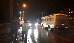 Ford насмерть сбил женщину на улице Мичурина в Томске в четверг