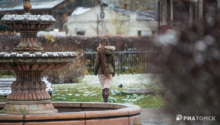 Холодная ветреная погода сохранится в Томске в четверг