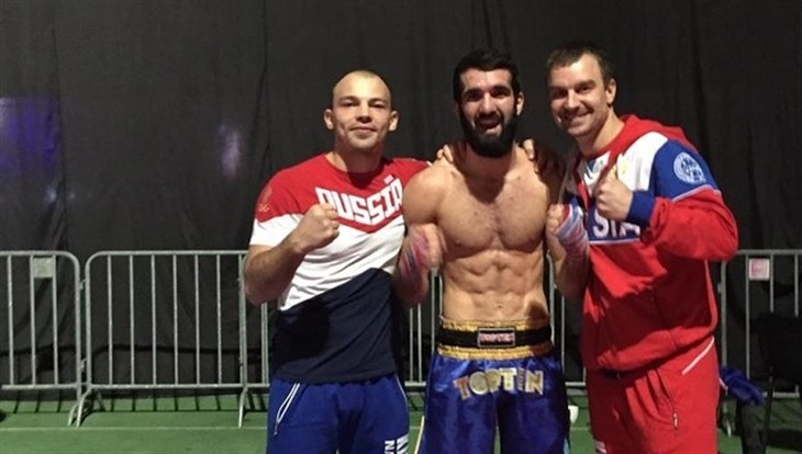 Turgay Mamedov became first Tomsk native – world kickboxing champion