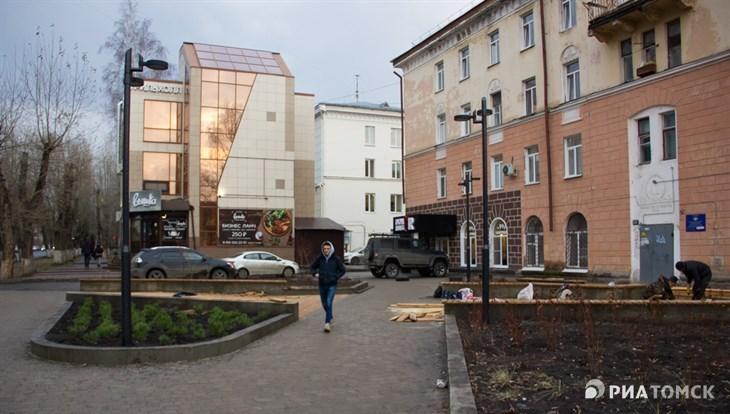 Плюсовая температура возможна в Томске в среду