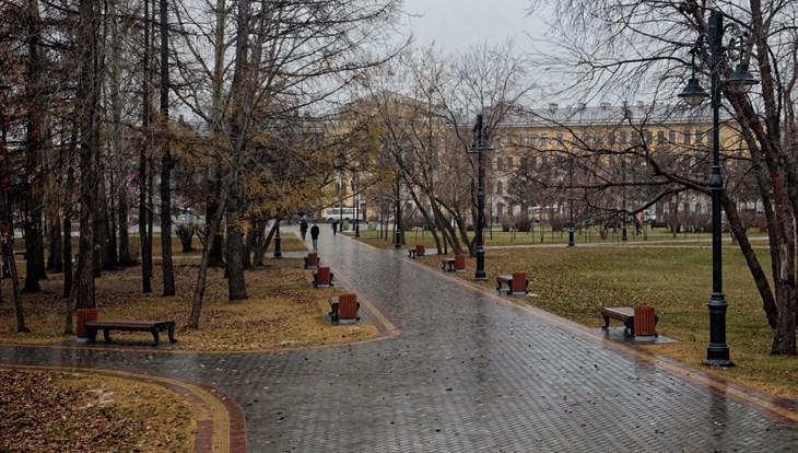 Синоптики вновь обещают небольшой плюс и ветер в Томске в пятницу