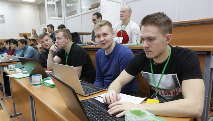 International students discuss Tomsk transport problem solution at TPU