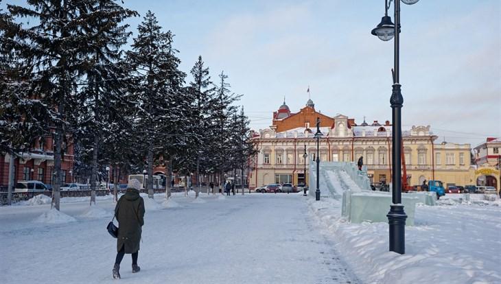 Синоптики прогнозируют теплую и ветреную погоду в среду в Томске