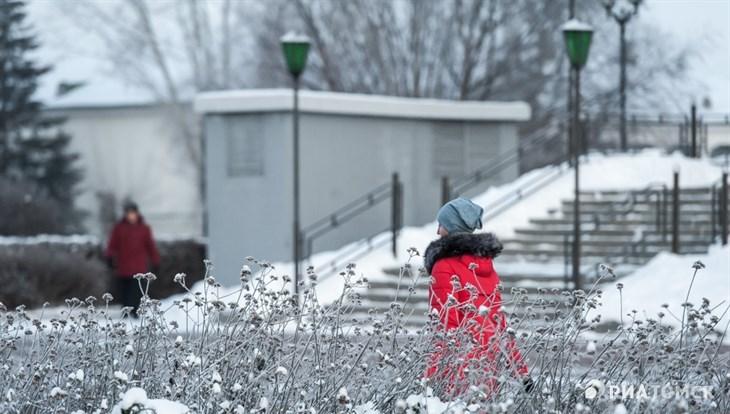 Ветер с порывами до 14 м/с ожидается в Томске в среду