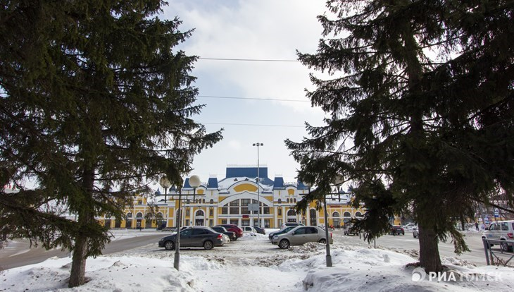 Прохладная погода с северным ветром ожидается в пятницу в Томске