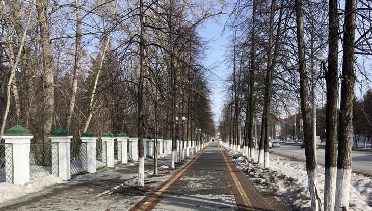 Теплая погода и ветер сохранятся в Томске в четверг