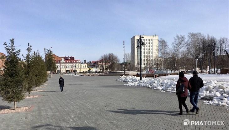 Среда в Томске ожидается теплой, но ветреной