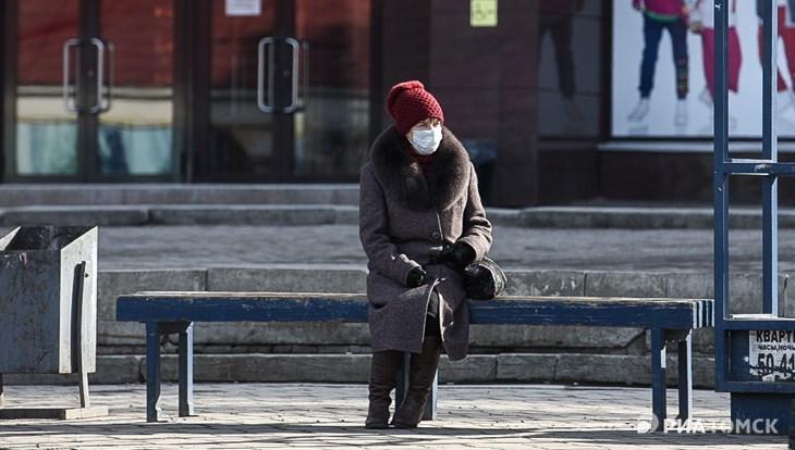 Понедельник в Томске ожидается теплым, но с порывами ветра до 14 м/с