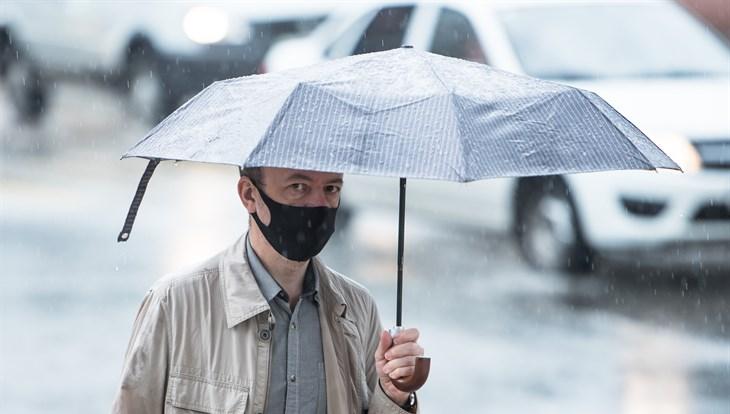 Сильный ветер и небольшой дождь ожидаются в Томске во вторник
