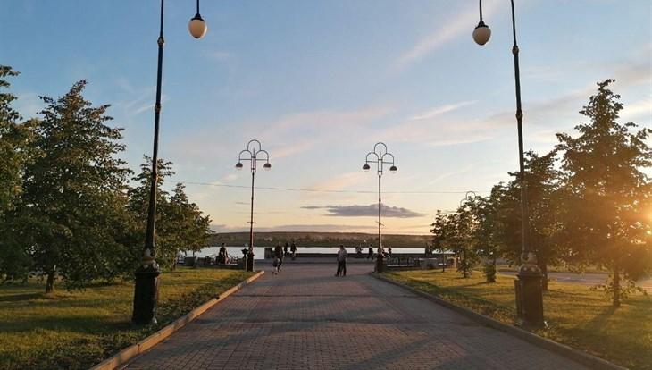 Теплая погода сохранится в Томске во вторник
