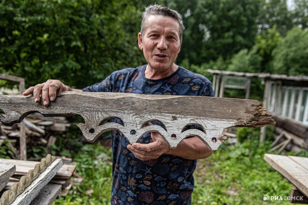 Как рассказал Мухутдинов, он всю жизнь прожил на улице Эуштинской возле Мавлюкеевского озера. Страсть к собирательству – так мужчина называет свое хобби – у него появилась лет с пяти.