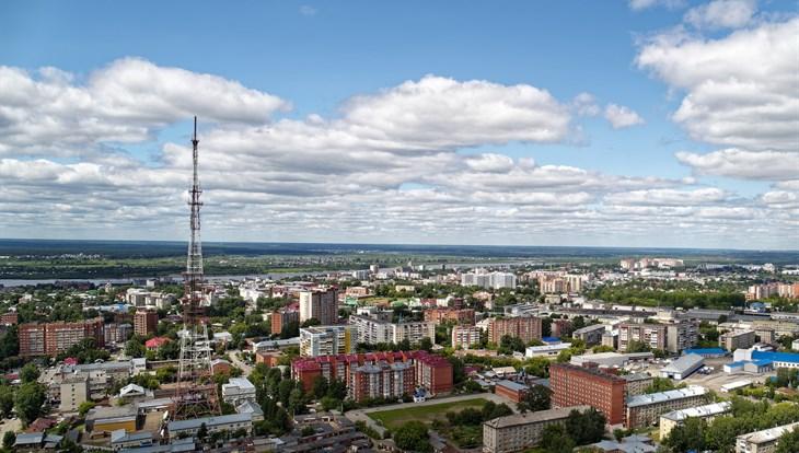 Теплая и ветреная погода сохранится в Томске во вторник