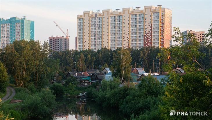 Около 30 градусов выше нуля ожидается в Томске в пятницу
