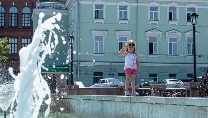 Начало августа в Томской области будет теплым и не очень дождливым