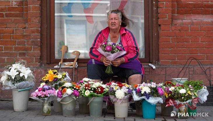 Жаркая погода без осадков сохранится в Томске в понедельник