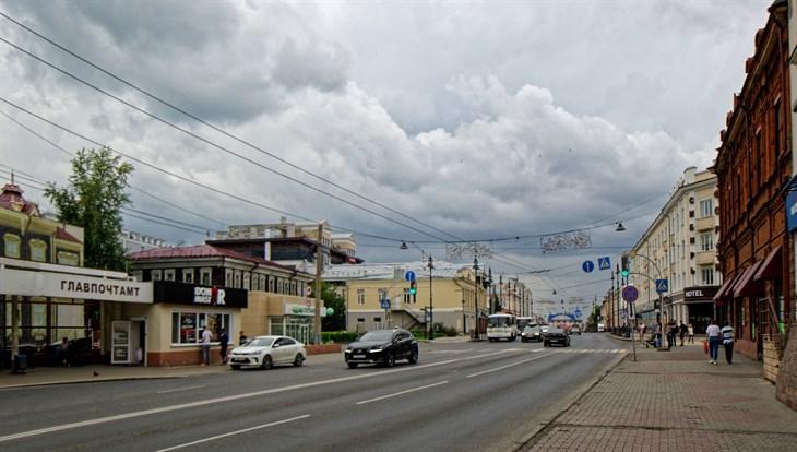 Дождь и северный ветер ожидаются в Томске в четверг