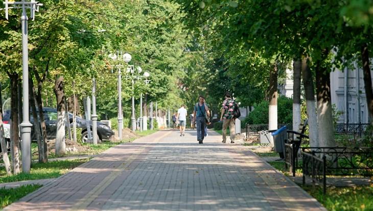 Жара около 30 градусов ожидается в Томске в четверг