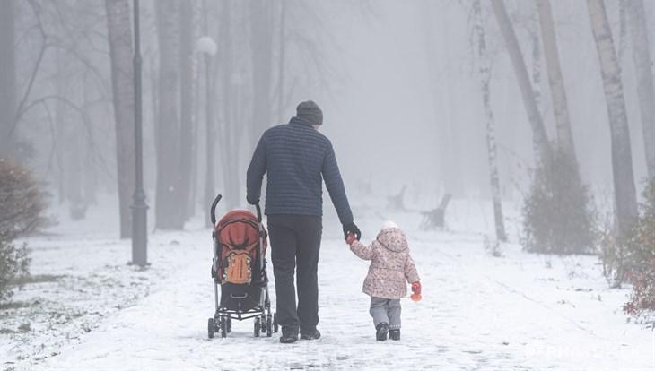 Мороз до минус 17 градусов ожидается в Томске в середине ноября