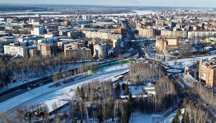 Синоптики прогнозируют небольшой мороз в Томске в пятницу