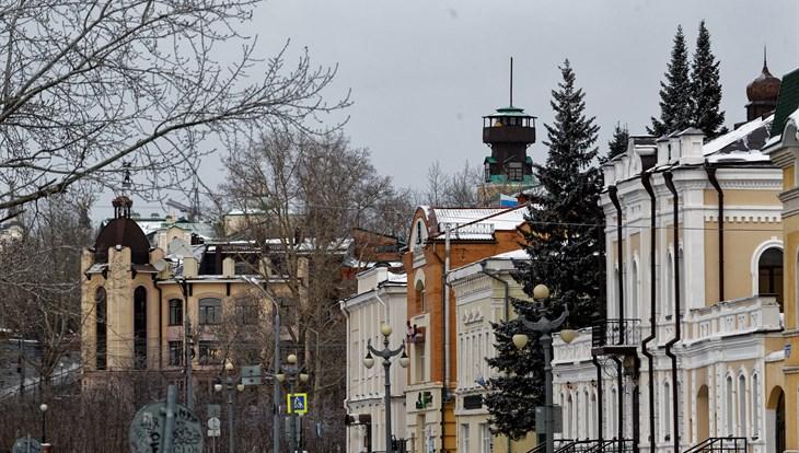 Синоптики не ожидают осадков в пятницу днем в Томске