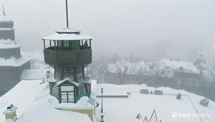 Небольшое похолодание придет в Томск в среду