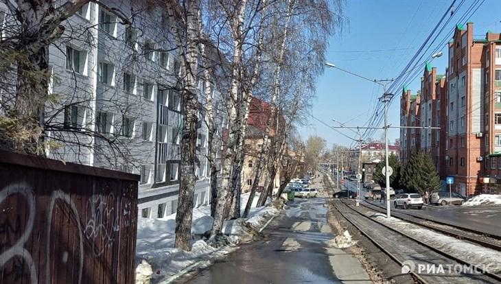 Теплая погода сохранится в Томске в понедельник