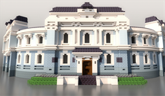Tomsk architectural monuments appeared in the computer game Minecraft