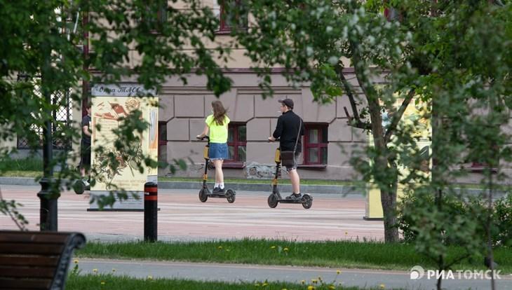 Синоптики обещают теплую погоду без осадков в Томске в четверг