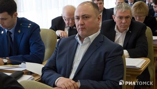 Депутат Александр Терещенко победил на выборах главы Томского района