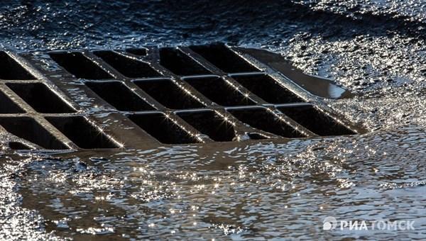 Реконструкция всех ливневок Томска ориентировочно обойдется в 2 млрд.рублей