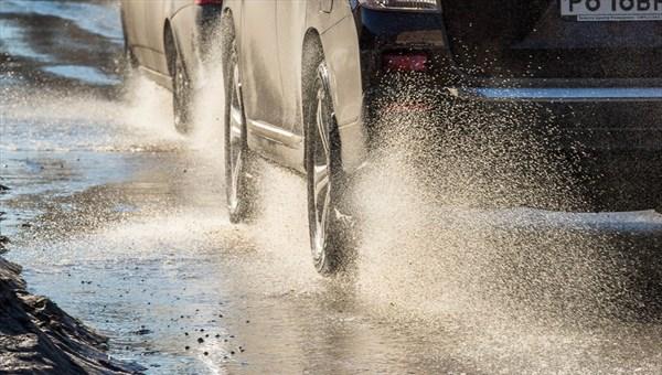Мокрый снег и дождь ожидаются в Томске в четверг