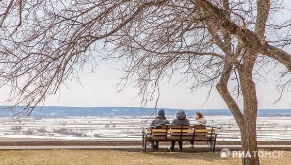 Синоптики прогнозируют около 10 градусов тепла в пятницу днем в Томске