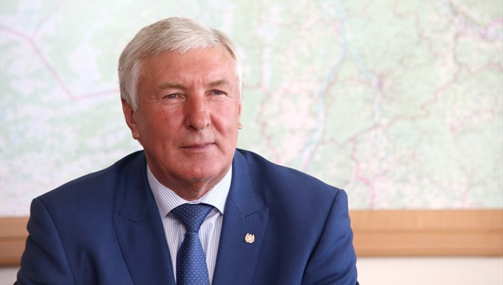 Не стало заместителя губернатора Томской области Александра Васильевича Шестакова
