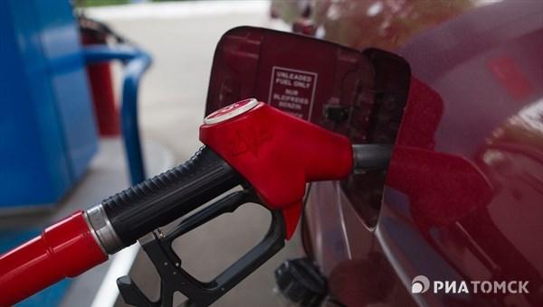Цены на бензин в России к 15 октября выросли на 9,1%