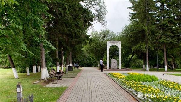 Жители Томска выбрали 32 пространства, которые благоустроят в 2021г