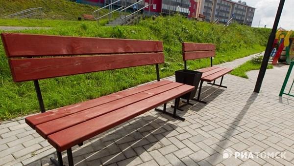 Жители Томской области получат 56млн руб на проекты по благоустройству