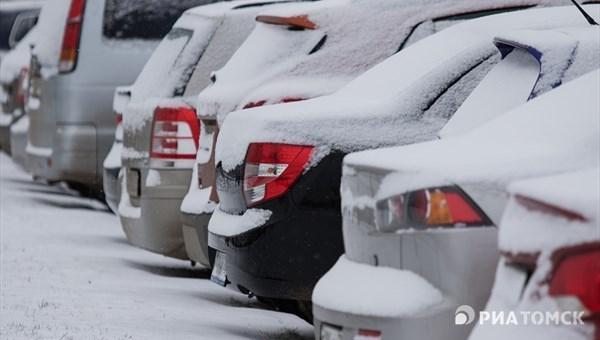 Власти временно уменьшат норматив по парковкам в томских новостройках