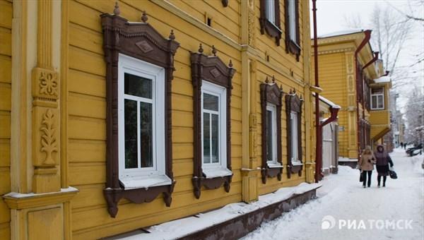 Небольшое потепление ожидается в Томске в четверг