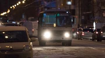 Мэрия назвала основные нарушения томских маршрутчиков
