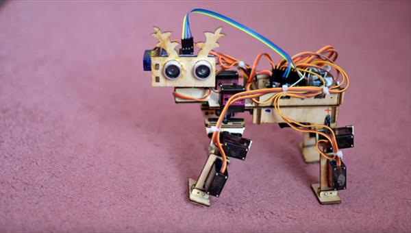 Cmo hacer un robot esquiva obstculos Arduino - YouTube