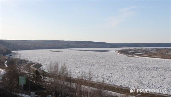 В Томской области в 2017 году ожидается большой паводок