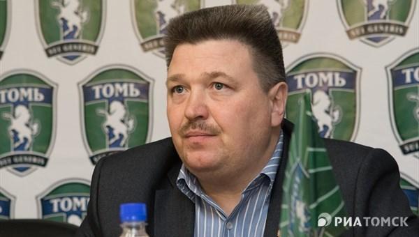 Гендиректор Руслан Киселёв : задача остаться в РФПЛ перед «Томью» уже не стоит