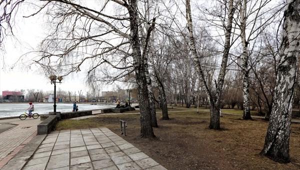 Ветер с усилением до 13 м/с ожидается в Томске в среду