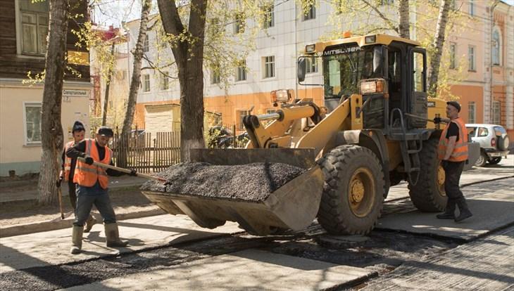 Игорь Шатурный извинился перед томичами за неудобства из-за ремонта дорог